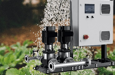 groupe pompe surpresseur eau potable arrosage irrigation incendie distribution eau